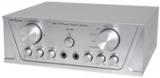 Karaoke zesilovač Tm200, 8 ohmů 2 x 12.5W RMS/ 4 ohmy 16W RMS