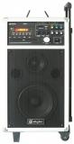 Karaoke mobilní systém DVD/MP3/SD/USB/UHF