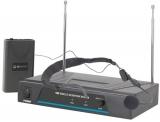 Bezdrátový mikrofon náhlavový VHF, 174.5 MHz
