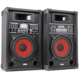 "Skytec aktivní Karaoke Set, 2x 8"", USB / SD / MP3, 2x 300W"