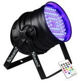 BeamZ LED PAR-64 RGB 176x 10mm IR, DMX