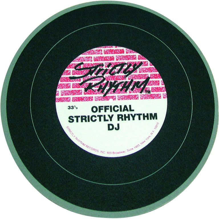 Slipmat Strictly Rhythm