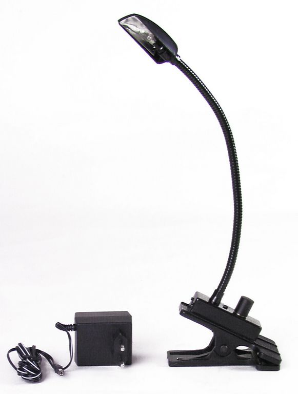 Flexlight 12V/5W Clamp