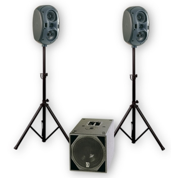 Voice Systems LoudER 500 Speakers Kit