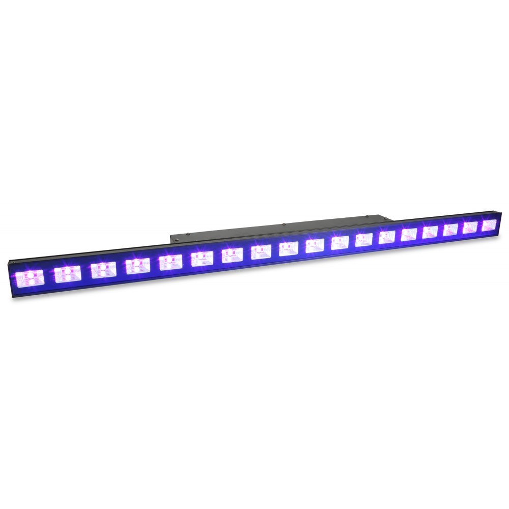 BeamZ LCB48 UV LED Bar UV lišta, 18x 3W UV LED
