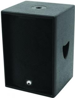 "12"" subwoofer 350 W RMS"