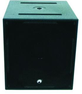 "18"" subwoofer 800 W RMS"