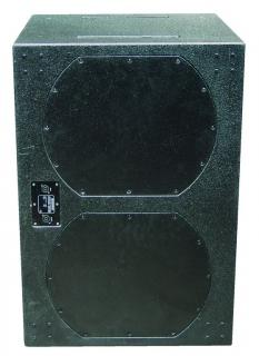 "2x 18"" subwoofer 1 600 W RMS"