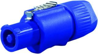 Neutrik PowerCon blue NAC3 FCA