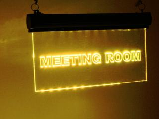 Eurolite LED informační panel Meeting room RGB, 230V