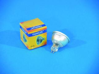 12V MR-16 GX-5.3 Omnilux, 1W LED bílá, 6500K