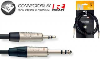 Kabel 3m/10f st audio(minjkm/jkm) dl