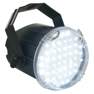 BeamZ LED Stroboskop 48 x 8mm LED Bílé
