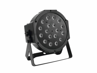Eurolite LED SLS-180 UV 18x1W LED, Floor reflektor LED UV